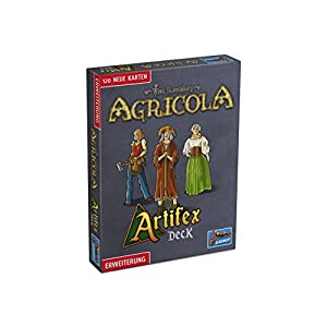 Lookout Games 22160091-Agricola-Arti FEX Deck