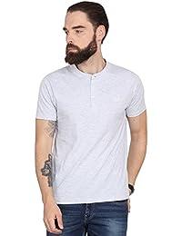 Urban Nomad White Cotton T-shirt