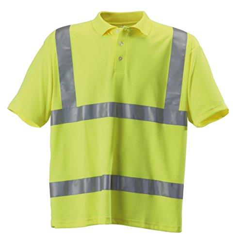 Blackrock Herren Hi-Vis Polo Shirt Gelb EN471Klasse 2