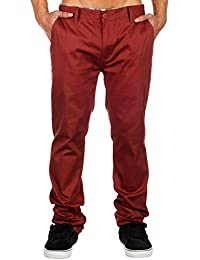 Emerica Reynolds Pantalon chino coupe slim pour homme