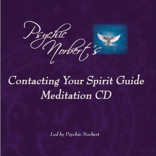 Psychic Norbert's How to Meet Your Spirit Guide Meditation