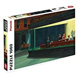 Piatnik Nighthawks by Edward Hopper Puzzle (1000 Pezzi)