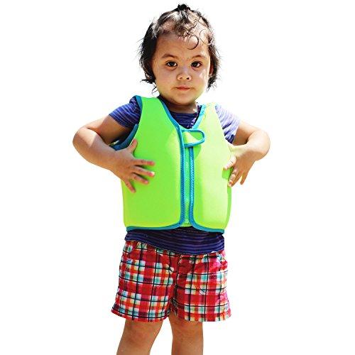 Sundwsports Giubbotto di salvataggio per bambini Giubbotto di salvataggio galleggiante in neoprene