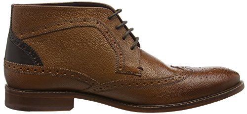 Ted Baker Pericop 2, Bottes Classiques Homme Brown (Tan/Dark Brown)