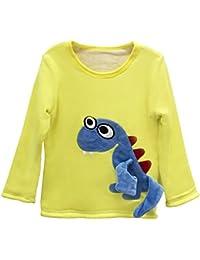 Sudaderas para Niños Bebé Camisetas de Manga Larga Niñas Sweatshirt Tops Vine