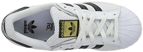 the best attitude 589b7 5a85d adidas Superstar J, Scarpe da Ginnastica Basse Unisex-Bambin