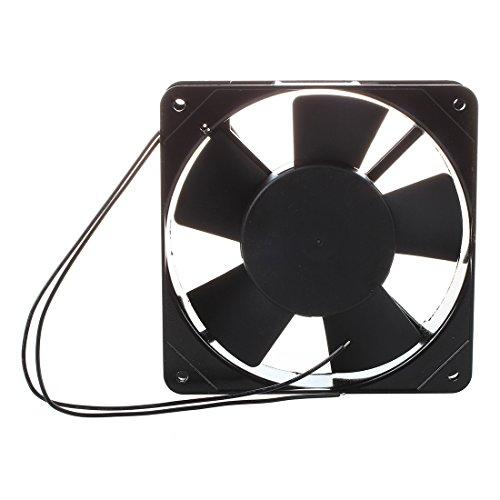 Ventilador Enfriador - TOOGOO(R) AC 220V-240V 120x120x25mm ventilador de enfriamiento para PC...