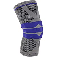Xingkee Elastische Kniebandage Schutz für Meniskus, Bänder und Patella Beim Sport Wie Volleyball, Handball und... preisvergleich bei billige-tabletten.eu