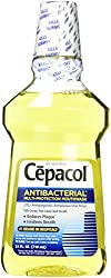 Cepacol Antibacterial Multi-Protection Mouthwash, Gold, 24 Ounce (Pack of 2)