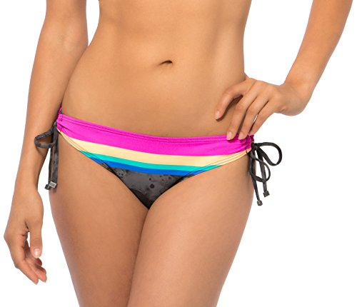 oakley-damen-bikiniunterteil-sunbeam-stripe-tunnel-graphite-multi-l-581997
