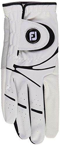 Footjoy GTxtreme Golf-Handschuh für Rechtshänder, Herren, weiß, Derecha - L