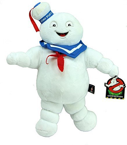 Officially Licensed - Ghostbusters 14 Super Soft Plush Toy - Marshmallow Man Stay Puft