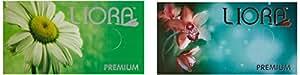 Liora Premium Face Tissue - 2x180 Pulls (Pack of 2)