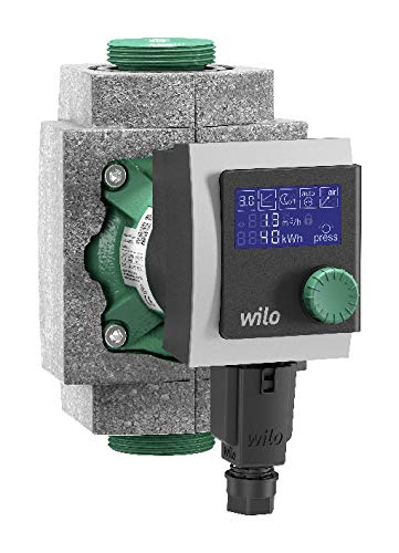 Wilo HE-Nassläuferpumpe Stratos Pico plus 25/1-6 180mm inkl. Wärmedämmschale