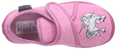 Rohde Boogy, Chaussons bas pour la maison, doublure froide fille Rose - Pink (44 rose)