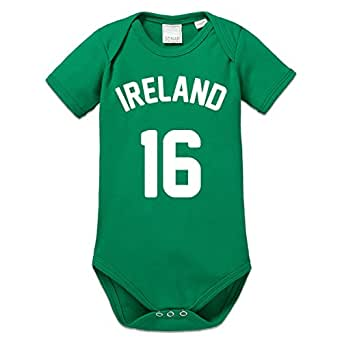 IRELAND 2016 Baby Strampler by Shirtcity