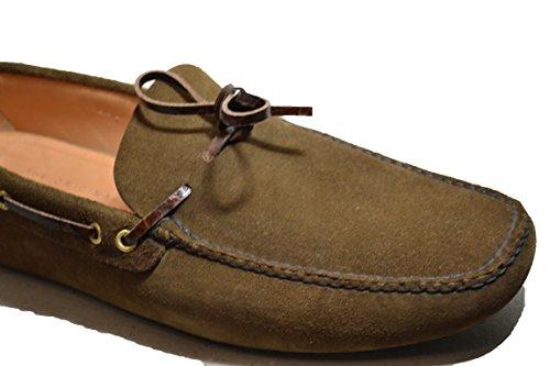 Car Shoe , Herren Mokkasins Tabak