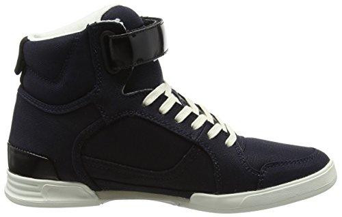 G-Star YIELD WMN, Sneakers Basses femme Bleu (raw)