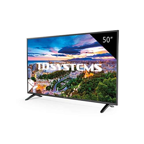 Mejores Smart Tv De 50 Pulgadas