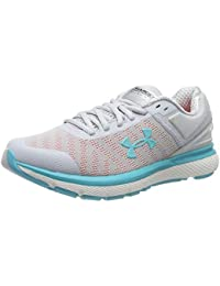 Under Armour UA W Charged Europa 2, Chaussures de Running Compétition Femme