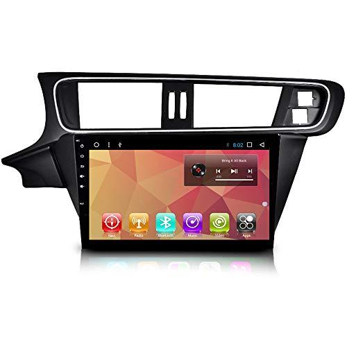 Android 7.1 Car Radio Player GPS Navi for Citroen C3-XR Car Multimedia...