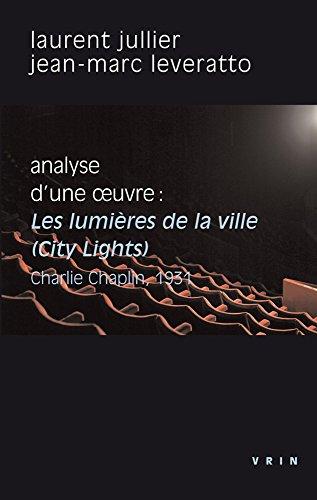 Les lumires de la ville (Charlie Chaplin, 1931) : Analyse d'une oeuvre