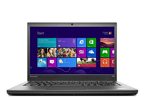 Lenovo ThinkPad T440s i7 Premium Business-Notebook - 240GB SSD, Intel Dual Core i7 Prozessor, 12 GB RAM, 14