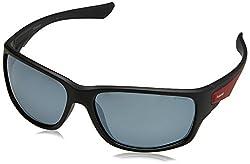 Polaroid Polarized Sport Mens Sunglasses - (PLD 7012/S OIT 63EX|63|Silver Color)
