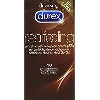 Durex Real Feeling Kondom, 2er Pack (2 x 10 Stück) preisvergleich bei billige-tabletten.eu