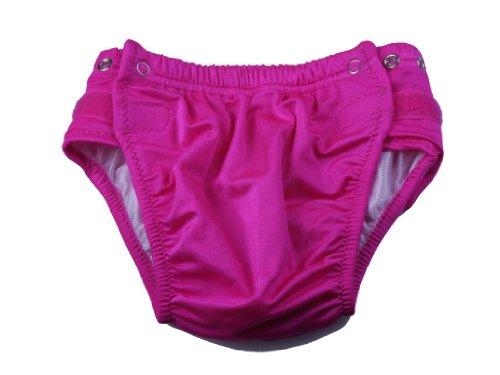 Schwimmwindel 144 pink (uni), 3 Monate bis 3 Jahre