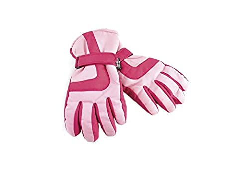 Boys Girls Black Pink Thinsulate 3M 40 gram Thermal Insulation