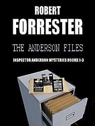The Anderson Files: Inspector Anderson Omnibus
