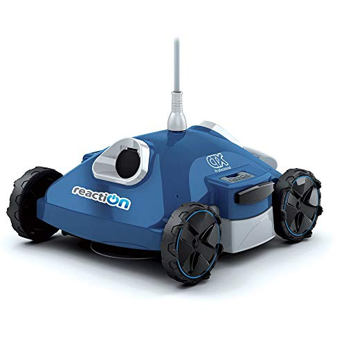 CTX Robot Pulitore Elettronico Automatico Per Pulizia Fondo Piscina Reaction