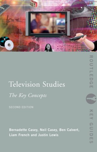 Television Studies,Key Concept: The Key Concepts (Routledge Key Guides)