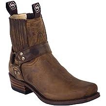 Sendra Boots - Botas de Piel para mujer Marrón marrón