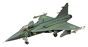 Aviation72 AV7243001 1/72 Saab Gripen Swedish Air Force JAS39 7/02