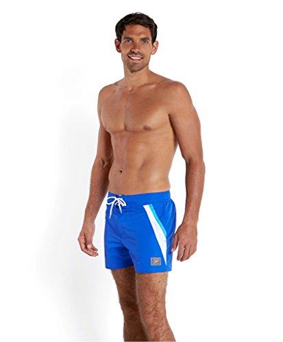 Speedo Short de bain rétro Leisure 14Short de bain de Speedo blue/blue