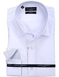 Pascal Morabito - Chemise habillée Mrt109 Blanc