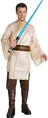 Jedi Star Wars de disfraz de grupo de para hombre