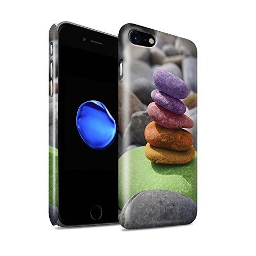 Clipser Brillant Coque de Stuff4 / Coque pour Apple iPhone 6S+/Plus / Bouddha de Pierre Design / Paix Intérieure Collection Équilibrage Pierres