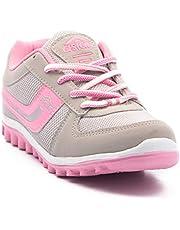 ASIAN Cute Grey Pink Walking Shoes,Running Shoes,Sports Shoes for Women …