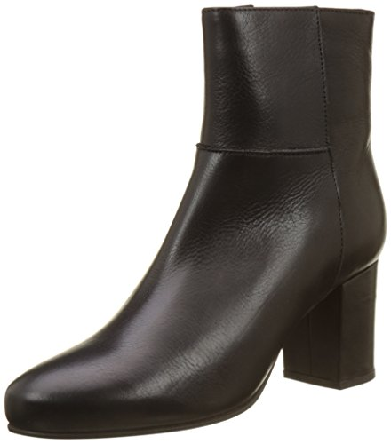 Buffalo London Damen ES 30985 ANILINA Soft Stiefel, Schwarz (Preto 01), 37 EU