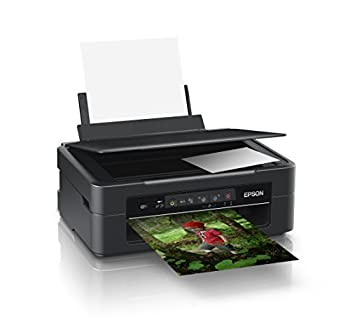 Epson Expression Home Xp-255 Small-in-one Printer With Wi-fi, Black 2