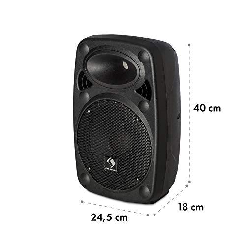 Auna Streetstar 8 Equipo PA portátil • Sistema