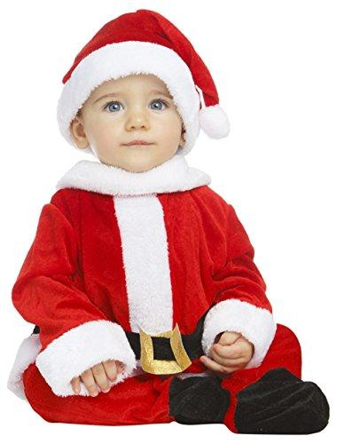 Imagen de my other me  disfraz de papa noel para niño, 0 6 meses viving costumes 203274
