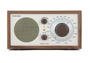 Tivoli Audio Model One UKW/Mono Transistorradio Walnuss/beige