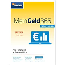 Buhl Data Wiso Mein Geld Professional 365 (Frustfreie Verpackung)