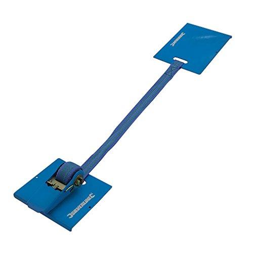 Silverline 633773 - Sargento para suelos laminados (130 mm)