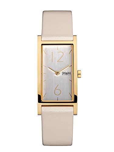 M&M reloj de pulsera para mujer best Basic Banana