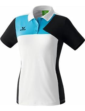 Erima Oberkörper-Bekleidung Premium One Poloshirt Women